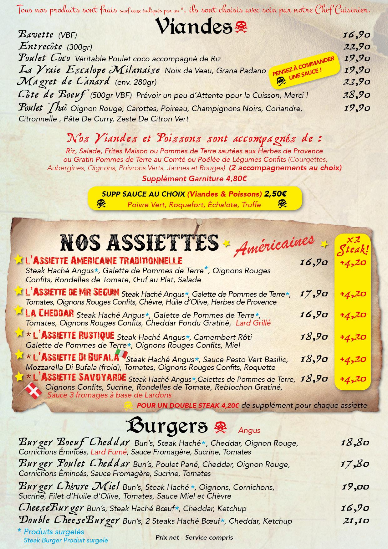 assiette burger hiver